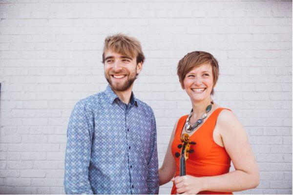 Katie McNally & Neil Pearlman